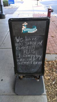 Funny Store Signs