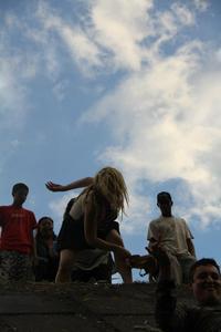 Brazilian Slutwalk Flasher