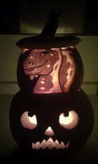 Pumpkin Carving Art