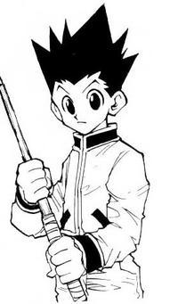 Gon-san