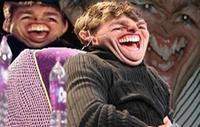 Laughing Tom Cruise