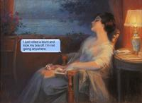 If Paintings Could Text