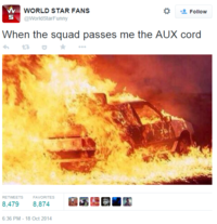 Hand Me the Aux Cord