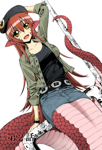 Monster Musume / Daily Life with Monster Girl