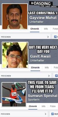 Facebook Names