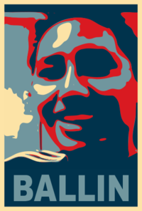 """Obama """"Hope"""" Posters"""