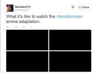 Terra Formars censorship