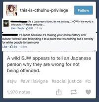 Social Justice Warrior