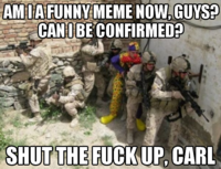 4a7 shut the fuck up, carl image gallery know your meme