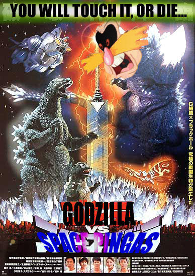 Godzilla_Vs__Space_Pingas_by_nickster5.jpg