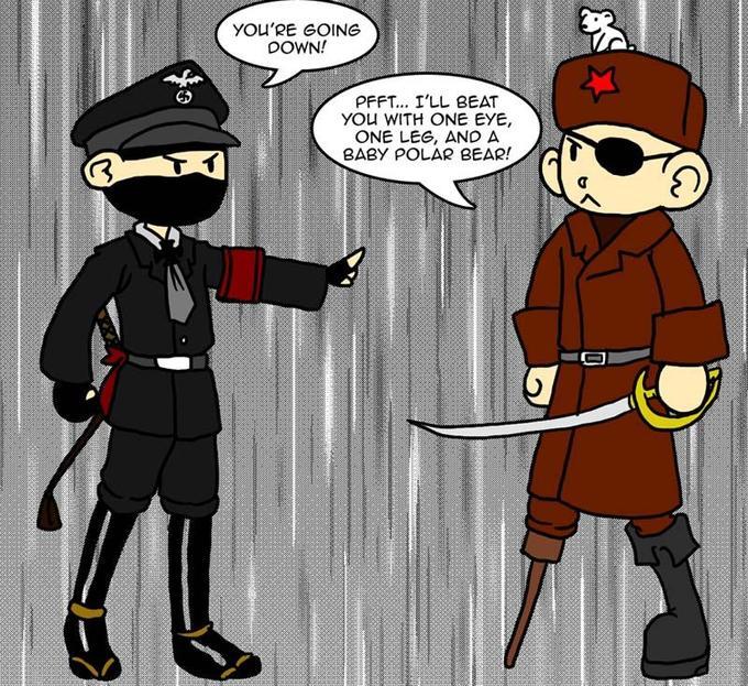 Ninja_Nazi_vs__Soviet_Pirate_by_ZeKarmiSama.jpg