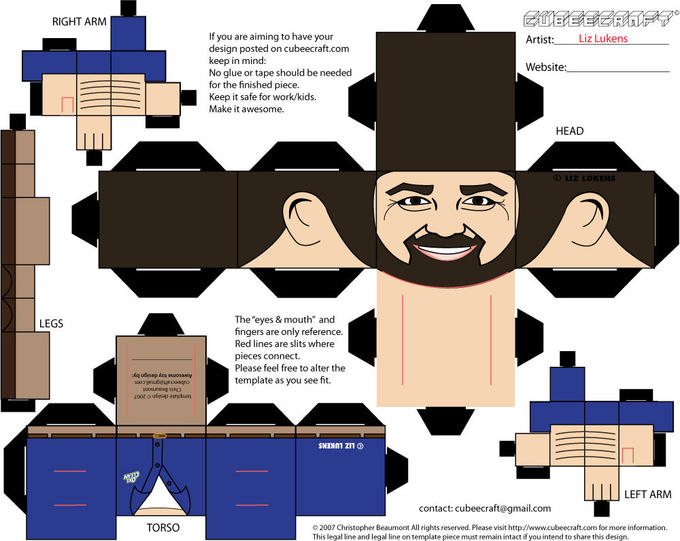 Billy_Mays_CubeeCraft_Template_by_LizLukens.jpg