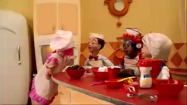 Bake A Cake Lazy Town Song