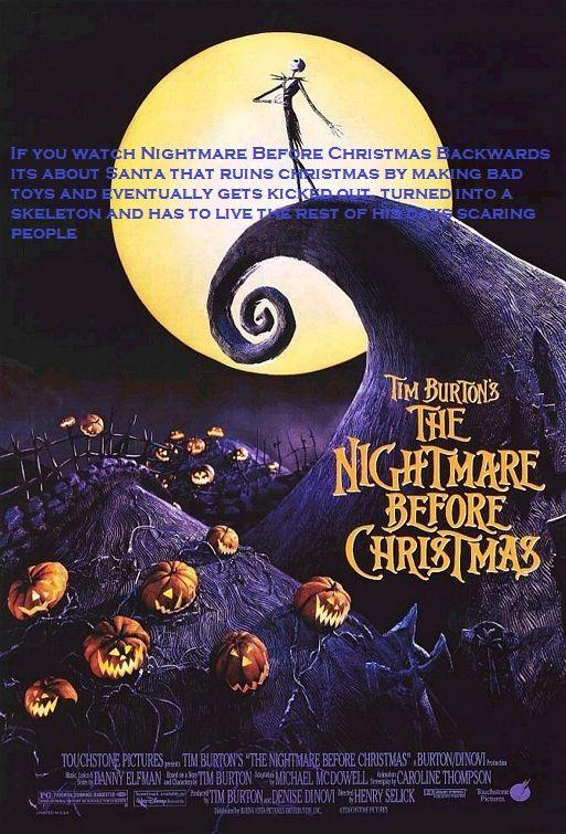 Nightmare Before Christmas Violin