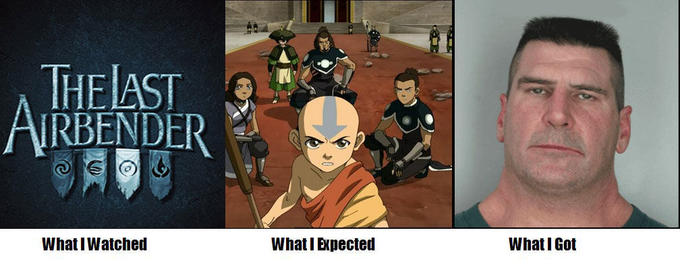 The Last Airbender Expectations