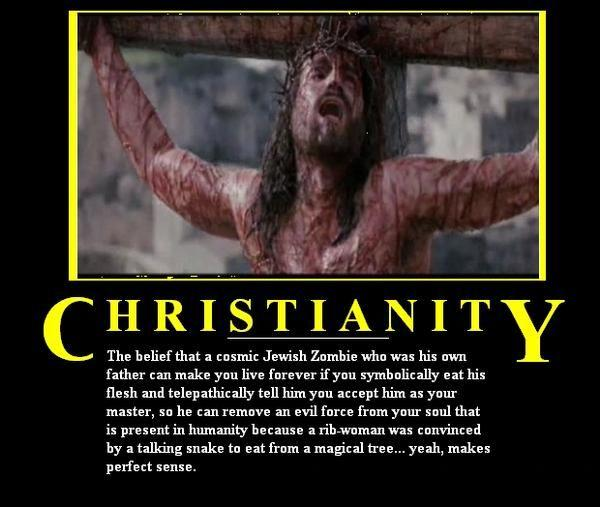 christianityexplained zombie jesus image gallery know your meme