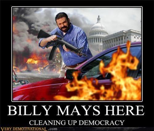 demotivational posters billy mays here image 82060] billy mays know your meme