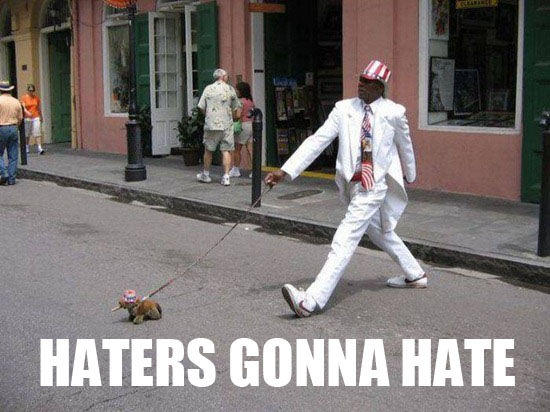 [Image: HATERS.jpg?1291355060]