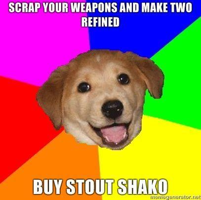 Scrap-your-Weapons-and-Make-Two-Refined-Buy-Stout-Shako.jpg