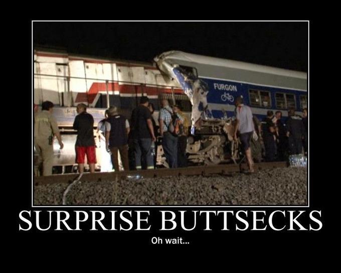 Image 100427 Surprise Buttsecks Know Your Meme
