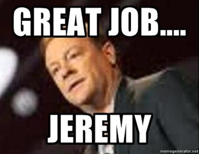 1307513973535 image 131719] great job jeremy know your meme