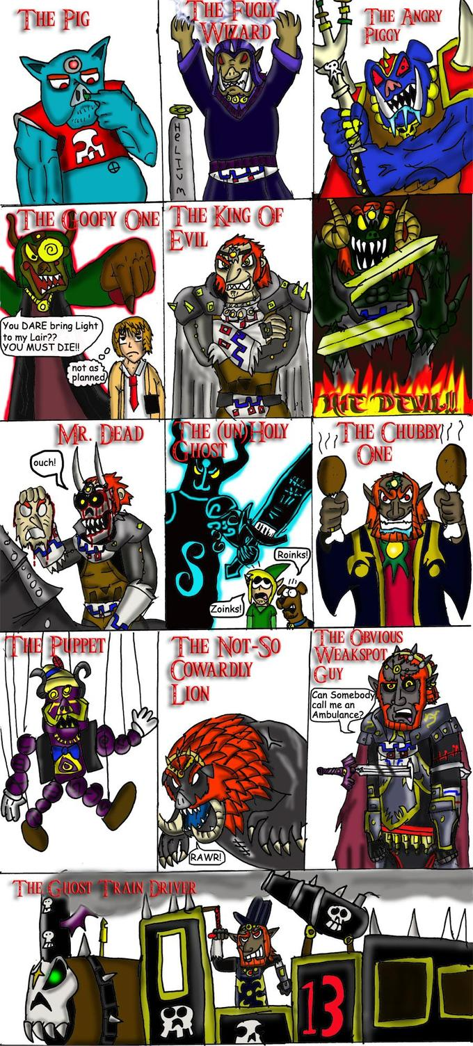 Ganon_Throughout_the_Ages_by_Luke_the_F0x.jpg
