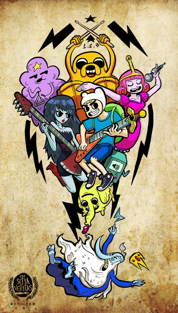 Adventure Time Know Your Meme