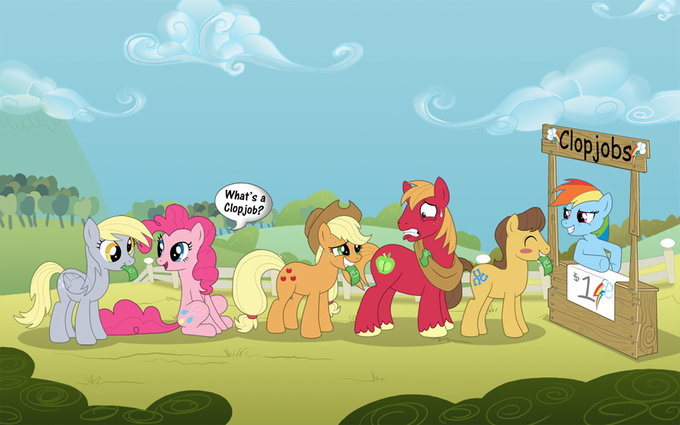 36691+-+applejack+big_macintosh+caramel+clopjob+derpy_hooves+pinkie_pie+rainbow_dash.jpg