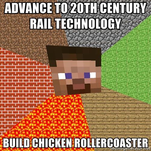 Minecraft Guy Know Your Meme