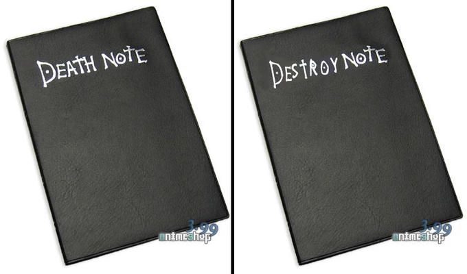 Destroy Note
