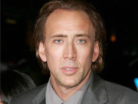 Nicolas Cage Derp