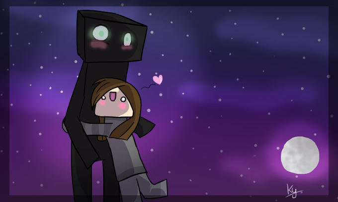 how to build a baby enderman