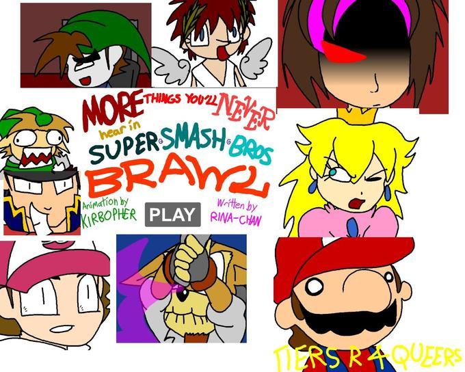 A_More_Brawl_Taunts_Background_by_SilverMephelis1?1318574873 super smash brothers know your meme,Funny Ssb4 Memes