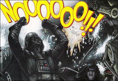 Anakin Skywalker Padmé Amidala Leia Organa R2-D2