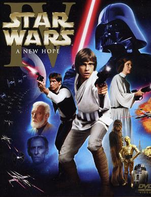 WARS A NEW HOPE Anakin Skywalker R2-D2 poster film action film