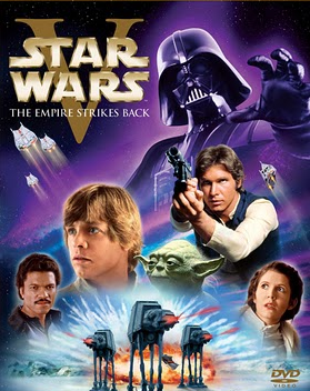 WARS THE EMPIRE STRIKES BACK The Empire Strikes Back Anakin Skywalker film poster television program
