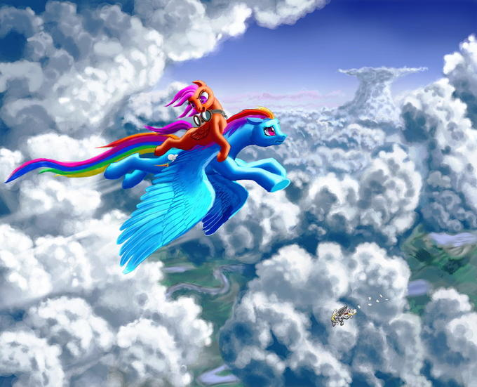 flight_of_a_dash_and_scootaloo_by_kirikd-d46efol.jpg