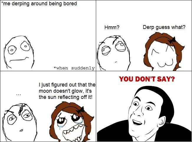Funnyjunk Meme Comics : You don t say know your meme