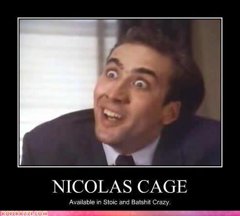Nicolas Cage You Don't Say Meme