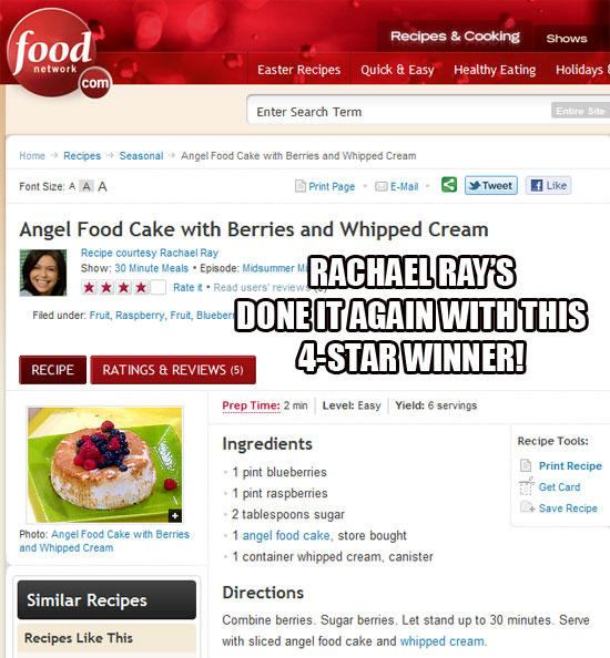 Image 216082 food network recipe reviews know your meme recipes cooking shows 0o network easter recipes quick easy healthy eating holidays8 com enter forumfinder Choice Image