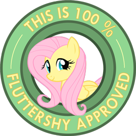 My Little Pony: Friendship is Magic - Página 3 Fluttershy_approved_by_ambris-d4ivleb