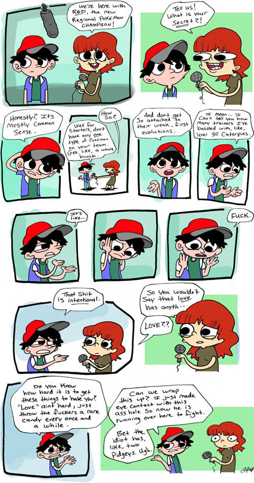 halolz dot com pokemon commonsense comics image 218278] pokémon know your meme