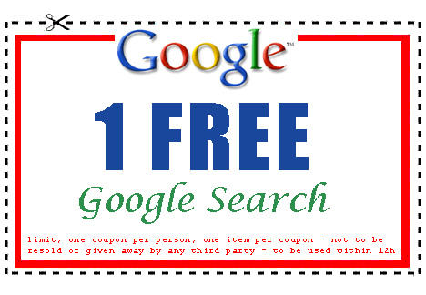 google search coupon image 219551] google know your meme