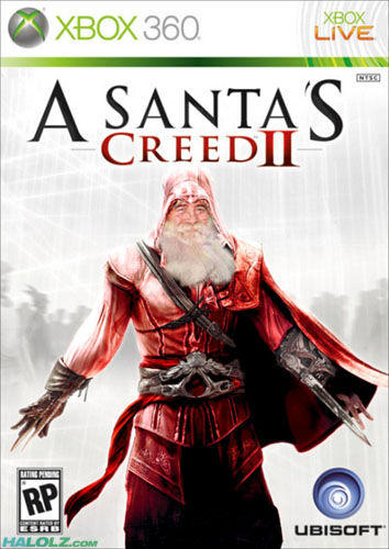 A Santa's Creed II