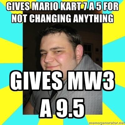 irate less avgn undersize one