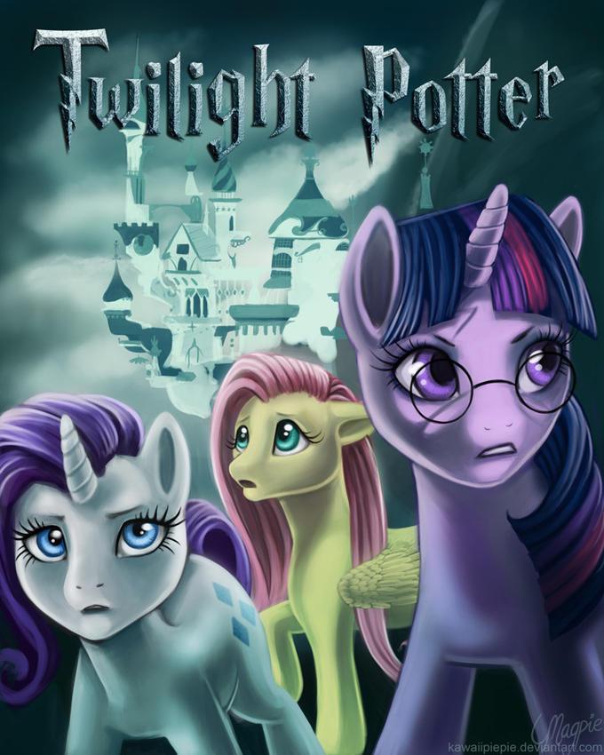 Twilight Potter - HP+MLP