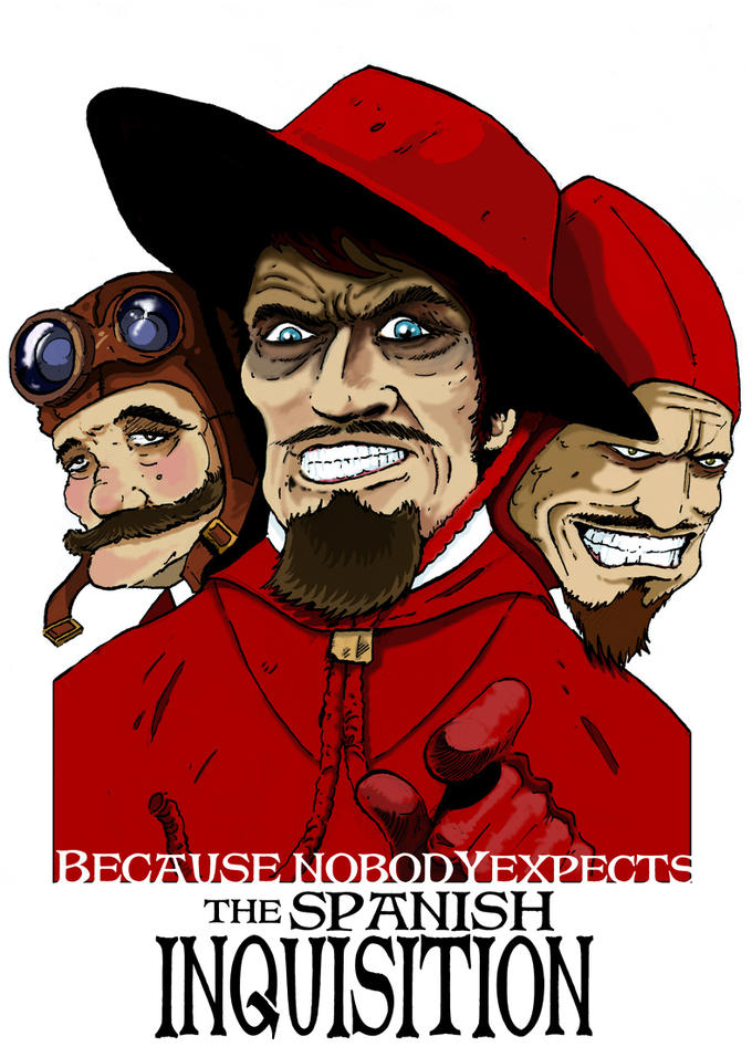 [Image - 242380] | Nobody Expects The Spanish Inquisition