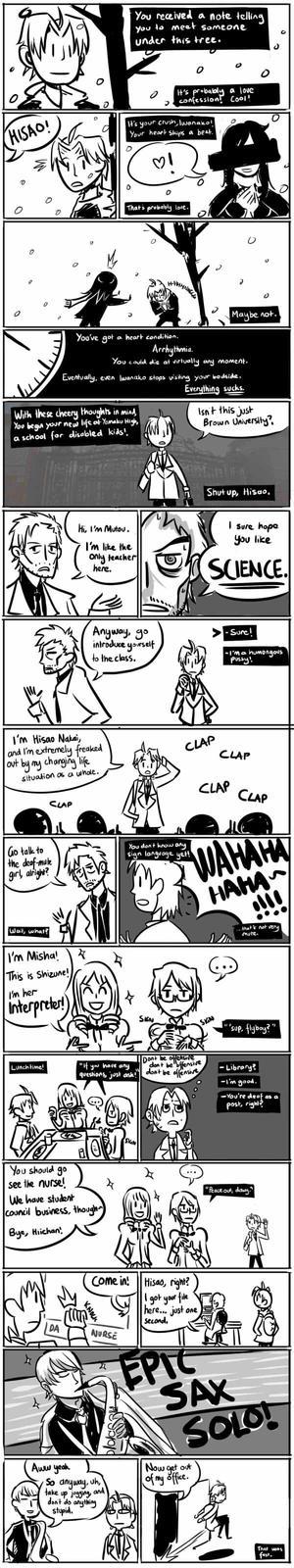 Jintor KS comic part 1