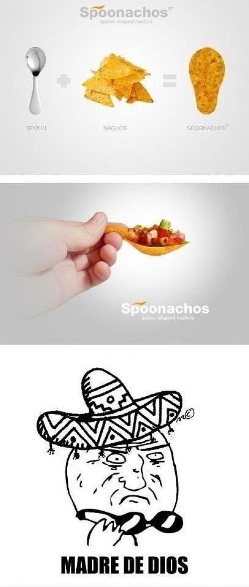 Spoonachos