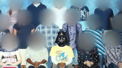 Sawgrass Elementary Student Revealed So Stop the Bitching_Vader